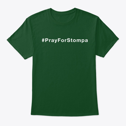 pray for stompa tee