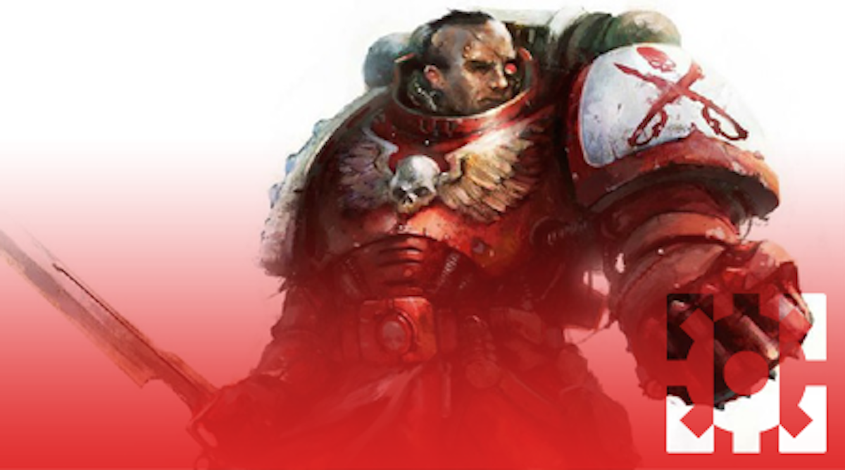 |Crimson Sabres Space Marine|