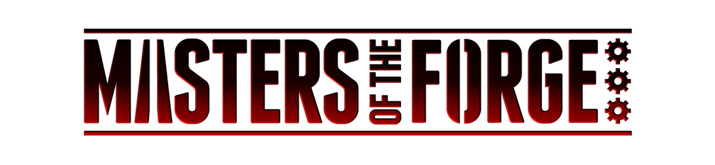 Masters of the Forge Logo